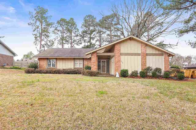 208 Hampton St, Clinton, MS 39056 (MLS #328113) :: Mississippi United Realty