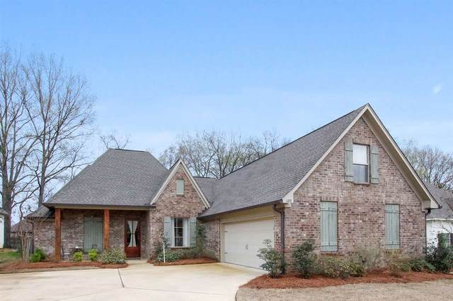 120 Huber St, Madison, MS 39110 (MLS #328521) :: RE/MAX Alliance
