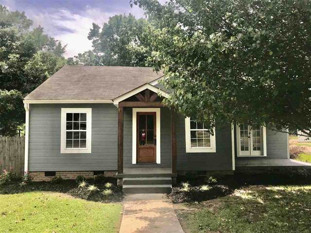 700 Lee Ave, Crystal Springs, MS 39059 (MLS #328948) :: List For Less MS