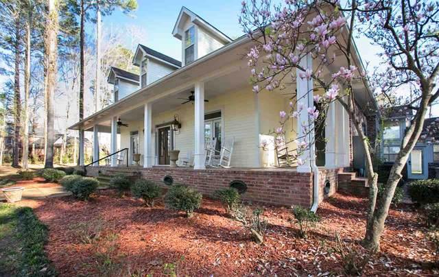 106 Creekwood Dr, Flowood, MS 39232 (MLS #329034) :: Mississippi United Realty