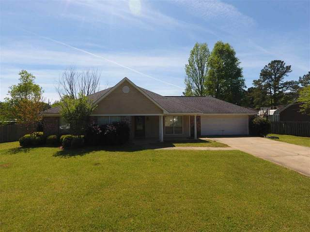 1108 SE 2ND ST, Magee, MS 39111 (MLS #329462) :: RE/MAX Alliance