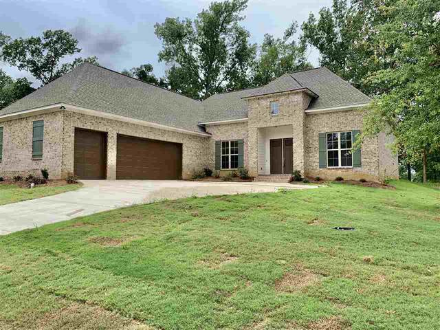 105 Pine Ridge Rd, Canton, MS 39046 (MLS #329975) :: Exit Southern Realty