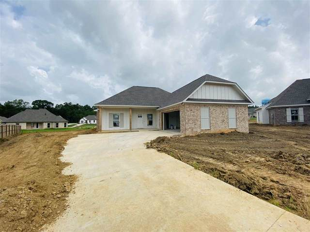 807 Barrington Ct, Brandon, MS 39042 (MLS #330117) :: RE/MAX Alliance