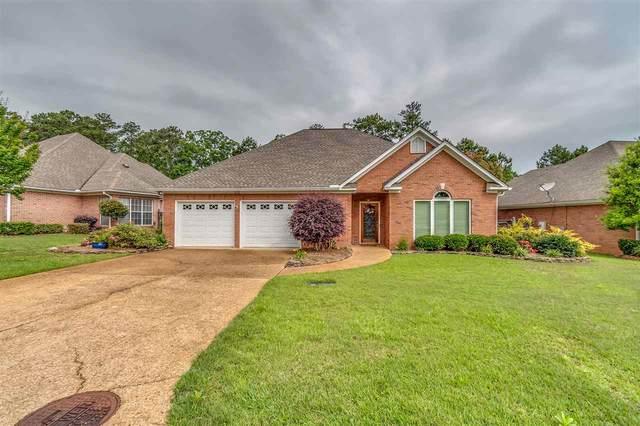 562 Spring Lake Dr, Pearl, MS 39208 (MLS #330369) :: Three Rivers Real Estate