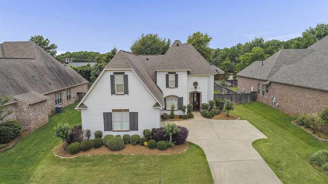 390 Summerville Dr, Madison, MS 39110 (MLS #330452) :: Three Rivers Real Estate