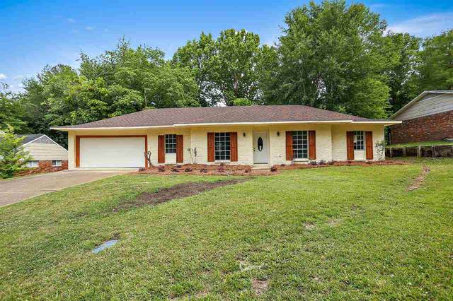 1011 Normandy St, Clinton, MS 39056 (MLS #330579) :: List For Less MS
