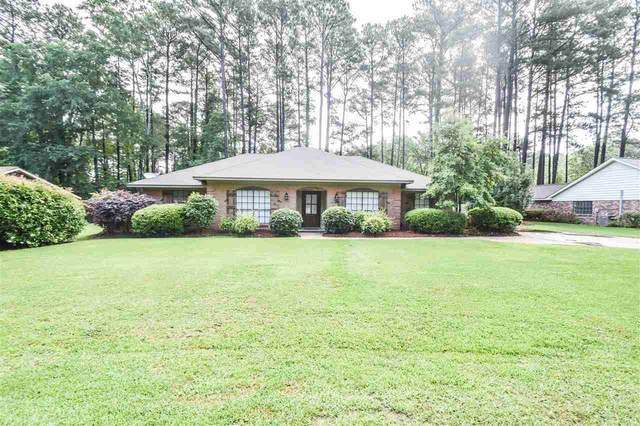210 East Lake Dr, Brandon, MS 39047 (MLS #330613) :: Three Rivers Real Estate