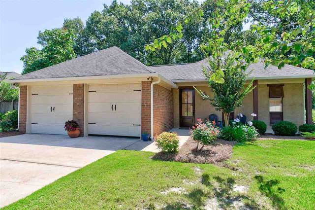 123 Hampton Ridge, Madison, MS 39110 (MLS #330942) :: Three Rivers Real Estate