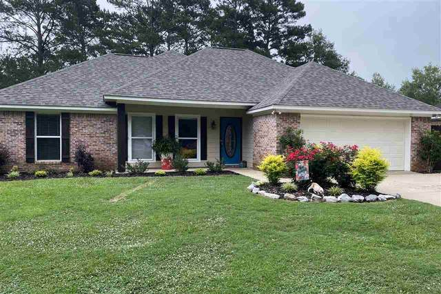 25 SE Circle Dr, Magee, MS 39111 (MLS #330944) :: Mississippi United Realty