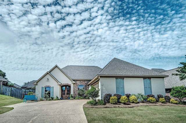 508 Springhill Crossing, Brandon, MS 39047 (MLS #331184) :: List For Less MS