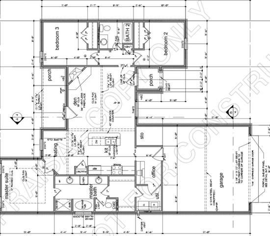 1102 Emorys Way, Brandon, MS 39042 (MLS #331312) :: Three Rivers Real Estate