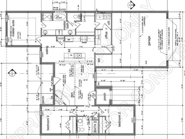 1308 Augusta Dr, Brandon, MS 39042 (MLS #331313) :: Three Rivers Real Estate