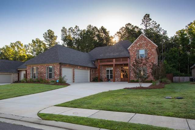 193 Stone Creek Dr, Madison, MS 39110 (MLS #331582) :: Mississippi United Realty