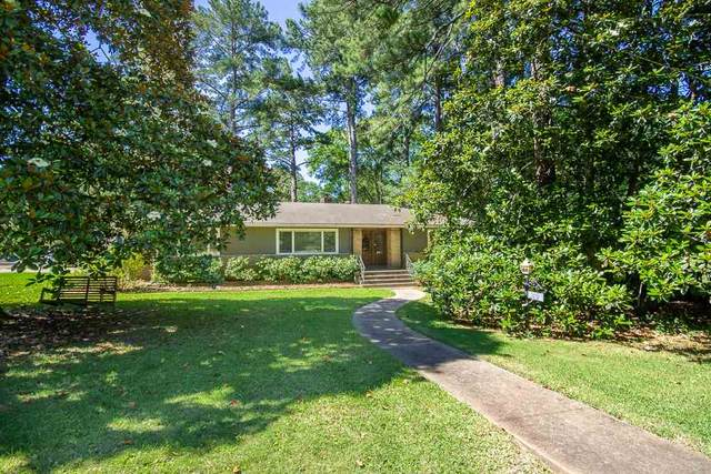 1859 Meadowbrook Rd, Jackson, MS 39211 (MLS #331600) :: Exit Southern Realty