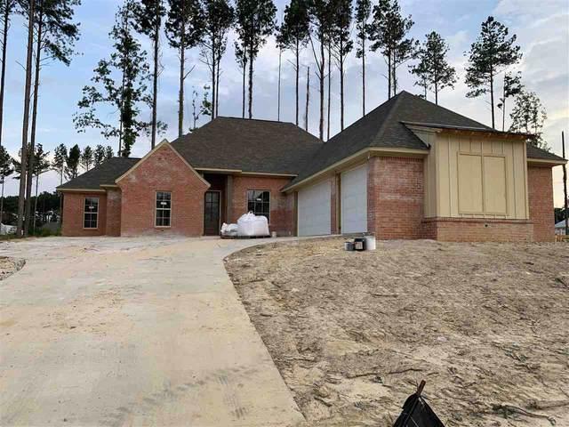 1205 Cutter Ln, Brandon, MS 39047 (MLS #331805) :: Mississippi United Realty