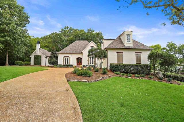 100 Golden Pond Dr, Madison, MS 39110 (MLS #331815) :: Exit Southern Realty