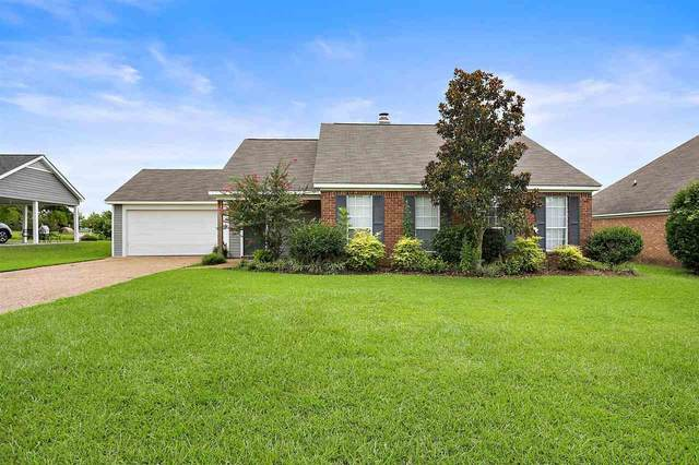 406 Olympic Dr, Flowood, MS 39232 (MLS #331820) :: Exit Southern Realty