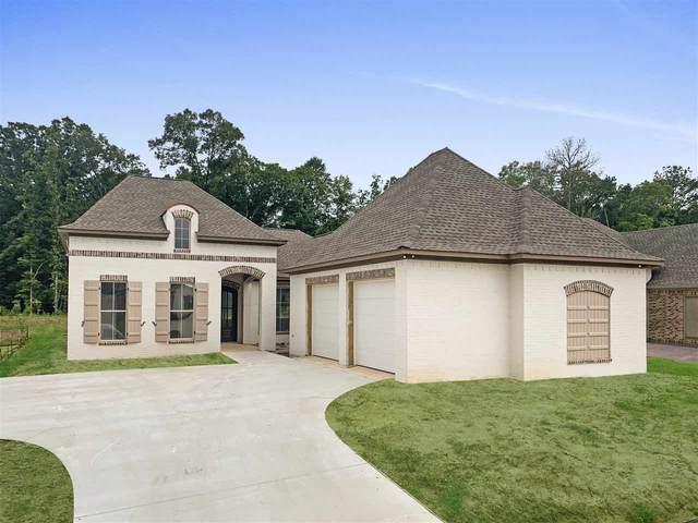 176 Grace Dr, Flowood, MS 39232 (MLS #332071) :: Exit Southern Realty