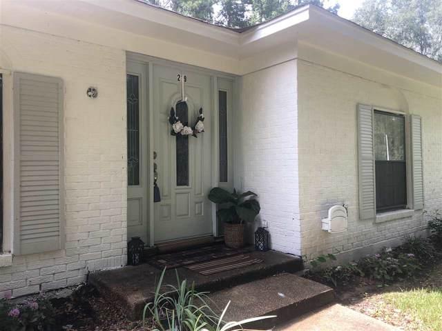 219 Overlook Pl, Jackson, MS 39212 (MLS #332083) :: Mississippi United Realty