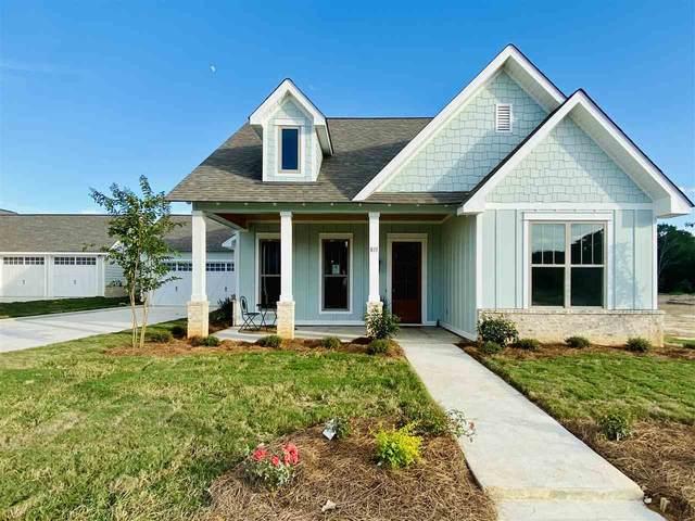 811 Long Leaf Circle, Brandon, MS 39042 (MLS #332904) :: Exit Southern Realty