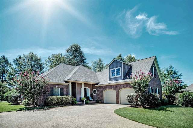 100 Belle Pointe, Madison, MS 39110 (MLS #332913) :: Exit Southern Realty
