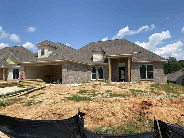 106 Willow Pl, Brandon, MS 39047 (MLS #333030) :: List For Less MS