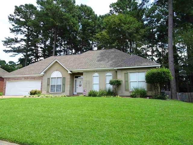 398 Pinewood Ln, Ridgeland, MS 39157 (MLS #333171) :: Exit Southern Realty