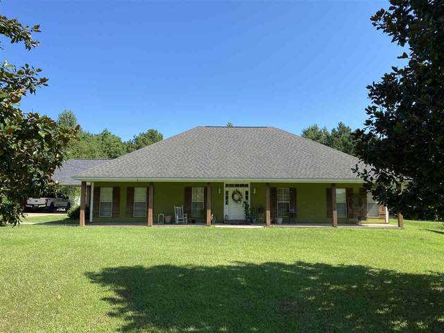 190 Tugwell Rd, Magee, MS 39111 (MLS #333566) :: RE/MAX Alliance