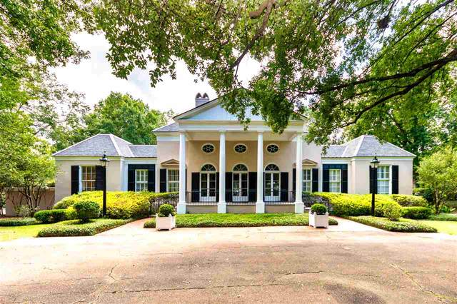 2335 Eastover Dr, Jackson, MS 39211 (MLS #333761) :: RE/MAX Alliance