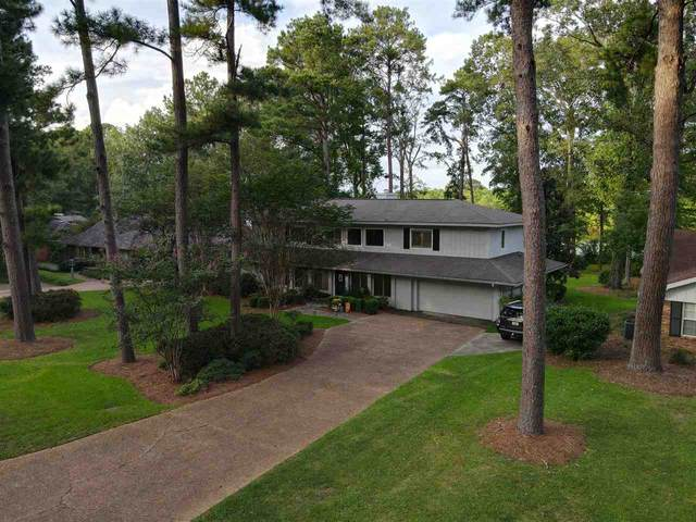 504 Forest Point Dr, Brandon, MS 39047 (MLS #334343) :: Mississippi United Realty