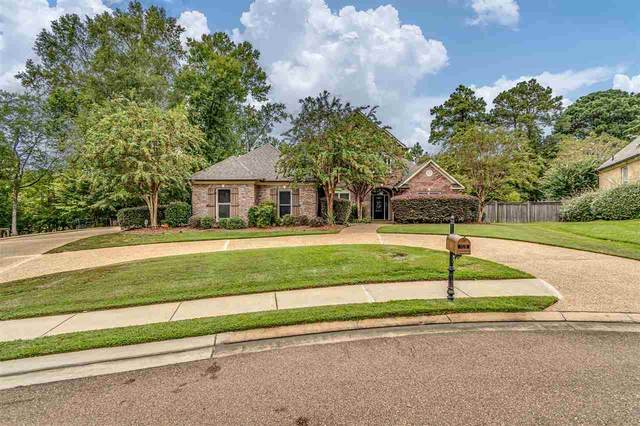 109 Barrington Ct, Madison, MS 39110 (MLS #334592) :: List For Less MS