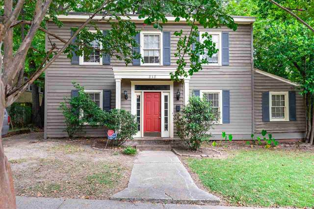 818 Fairview St, Jackson, MS 39202 (MLS #334635) :: Mississippi United Realty