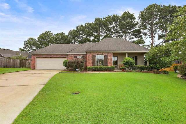 915 Starboard Ct, Brandon, MS 39047 (MLS #334744) :: Mississippi United Realty