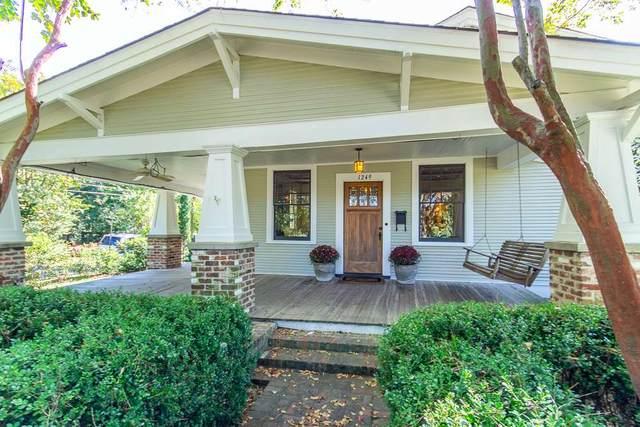 1249 Pinehurst Pl, Jackson, MS 39202 (MLS #334952) :: RE/MAX Alliance