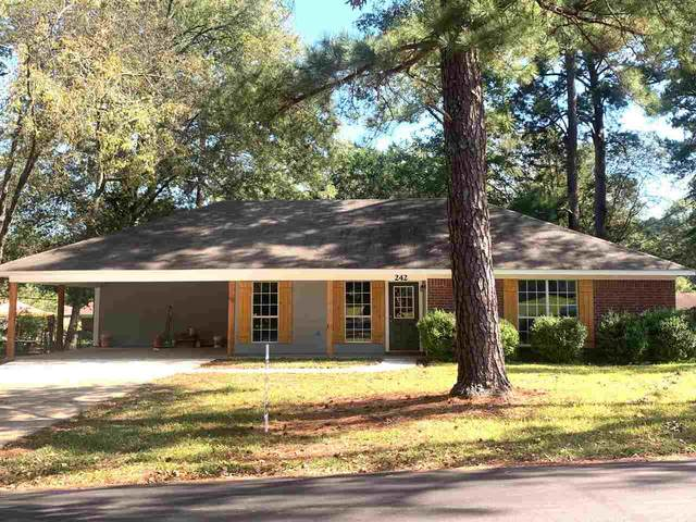 242 Baugh St, Pearl, MS 39208 (MLS #335431) :: RE/MAX Alliance