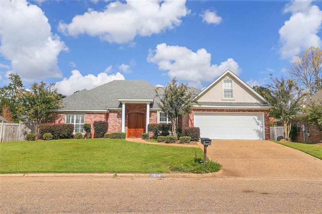 5828 Lake Trace Cir, Jackson, MS 39211 (MLS #335456) :: RE/MAX Alliance