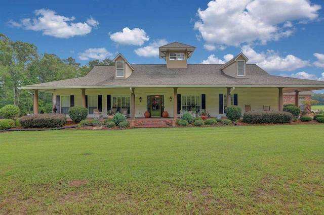 3336 Simpson Hwy 149, Braxton, MS 39044 (MLS #335484) :: Mississippi United Realty