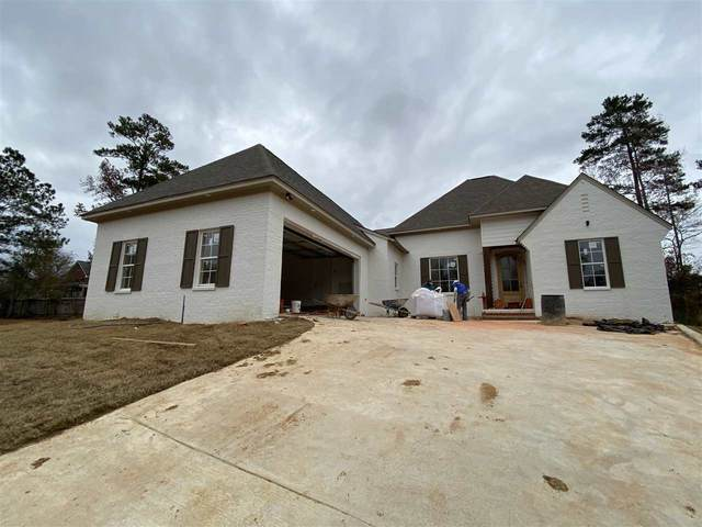 122 Willow Brook Rd, Brandon, MS 39047 (MLS #335513) :: eXp Realty