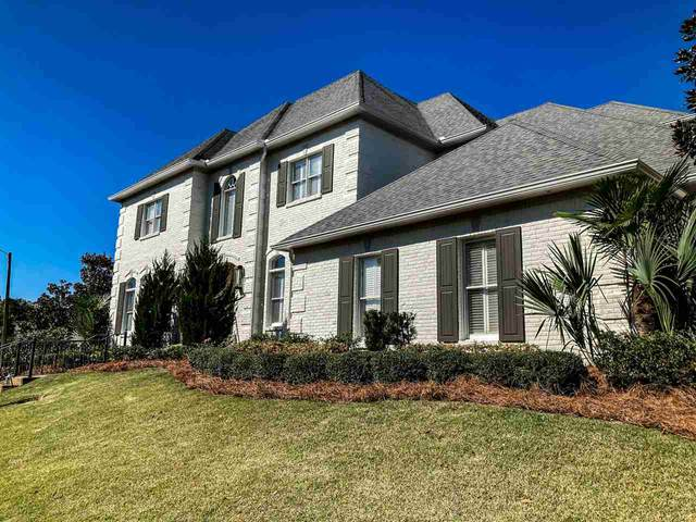 130 Overlook Pt Dr, Ridgeland, MS 39157 (MLS #335549) :: eXp Realty
