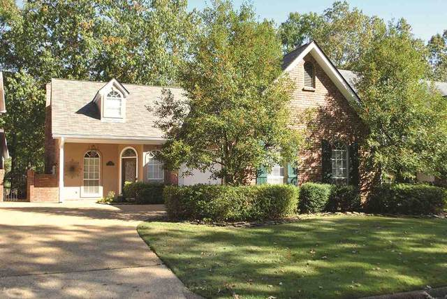 18 Carriage Court Pl, Brandon, MS 39047 (MLS #335563) :: List For Less MS