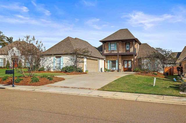 606 Turquoise Ct, Flowood, MS 39232 (MLS #335937) :: RE/MAX Alliance