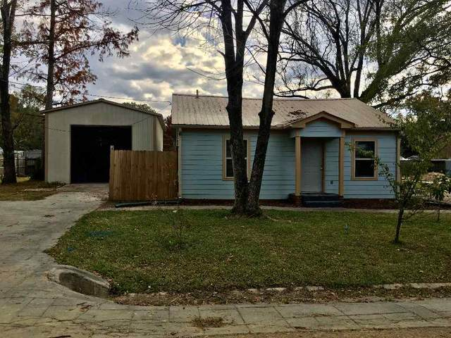 109 Bell St, Richland, MS 39218 (MLS #336415) :: eXp Realty