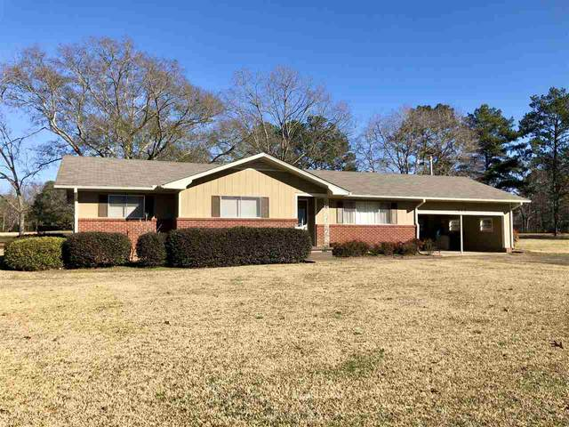 111 Mathis Rd, Crystal Springs, MS 39059 (MLS #336737) :: eXp Realty