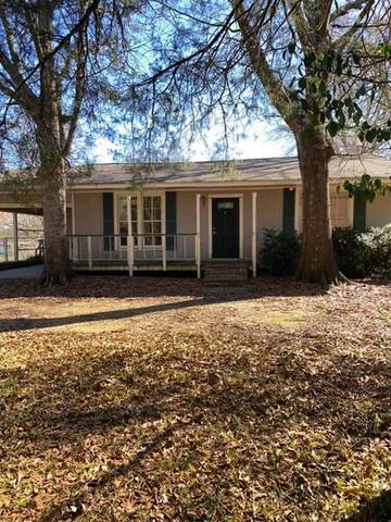 14126 New Zion Rd, Crystal Springs, MS 39059 (MLS #337013) :: List For Less MS