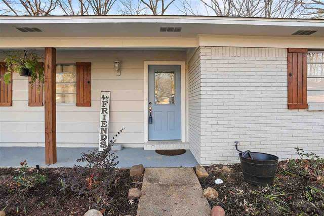 1017 Tanglewood Dr, Clinton, MS 39056 (MLS #337707) :: List For Less MS
