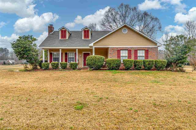 209 Devonport Cir, Raymond, MS 39154 (MLS #337907) :: eXp Realty
