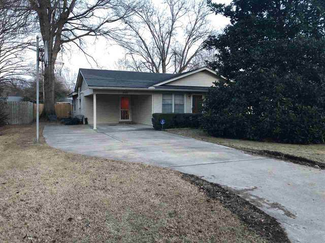 905 Ninth Ave, Cleveland, MS 38732 (MLS #338167) :: eXp Realty