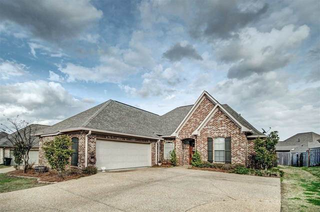 106 Emerald Dr, Brandon, MS 39047 (MLS #338319) :: List For Less MS