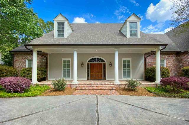 4760 E Massena Dr, Jackson, MS 39211 (MLS #338399) :: eXp Realty