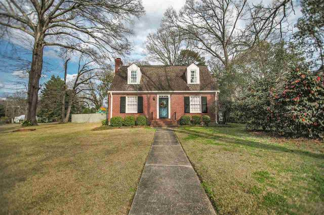 4096 Redwing Ave, Jackson, MS 39216 (MLS #338606) :: eXp Realty